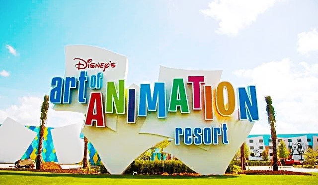 4 Convincing Reasons Why You Should Stay At Disney's Art Of AnimationResort
