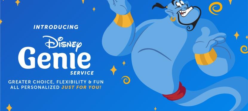 Disney Genie Service to Come to Walt Disney World andDisneyland
